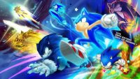 Sonic Wallpaper 32