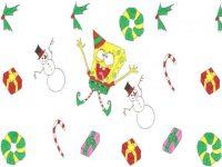 Spongebob Christmas Wallpaper 16