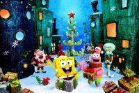 Spongebob Christmas Wallpaper 20
