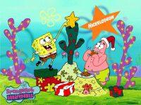 Spongebob Christmas Wallpaper 21