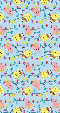 Spongebob Christmas Wallpaper 22