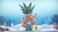 Spongebob Christmas wallpaper 2