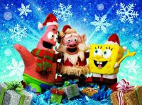 Spongebob Christmas wallpaper 3