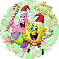 Spongebob Christmas Wallpaper 27