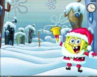 Spongebob Christmas Wallpaper 28