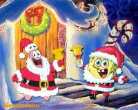 Spongebob Christmas Wallpaper 29
