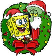 Spongebob Christmas Wallpaper 31