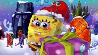 Spongebob Christmas Wallpaper 32
