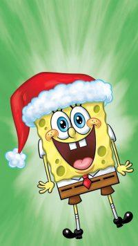 Spongebob Christmas wallpaper 34