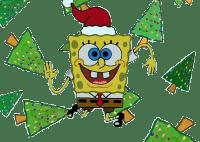 Spongebob Christmas wallpaper 11