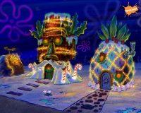 Spongebob Christmas wallpaper 10