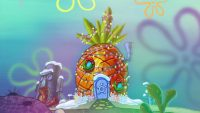 Spongebob Christmas Wallpaper 15
