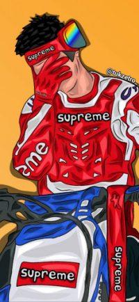 Supreme wallpaper 43