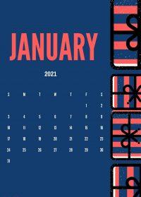 January 2021 Wallpaper 14