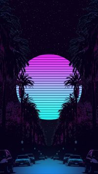 Vaporwave Wallpaper 23