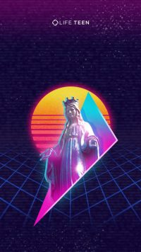 Vaporwave Wallpaper 19