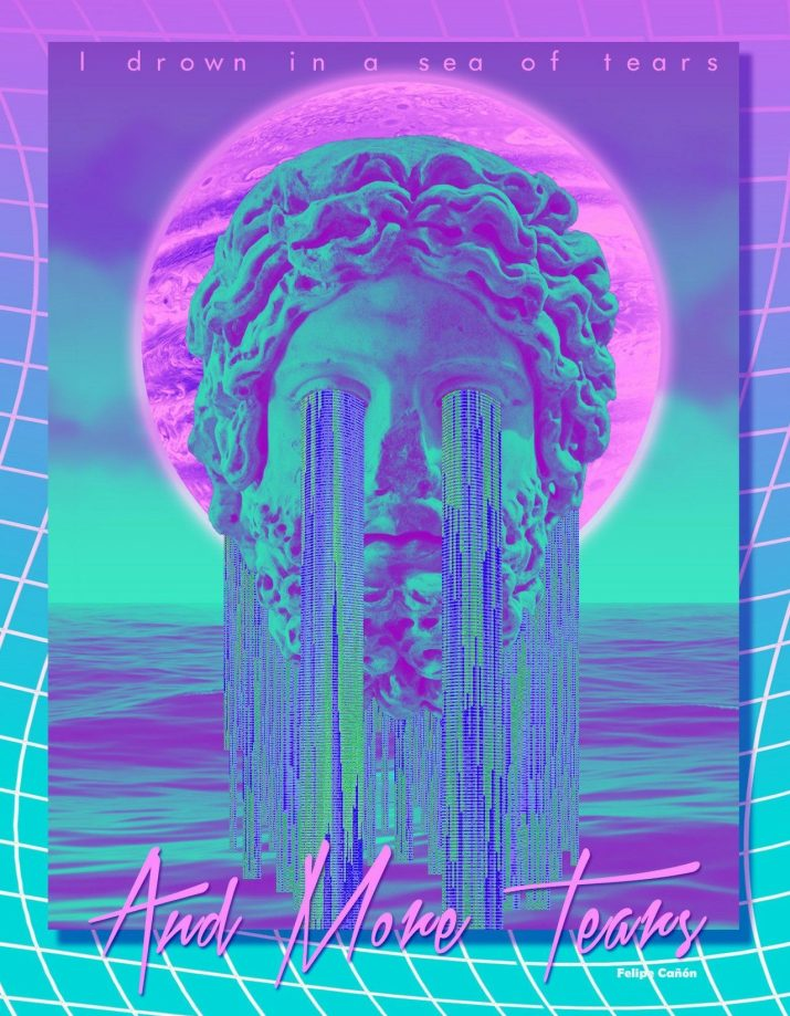 Vaporwave Wallpaper 1