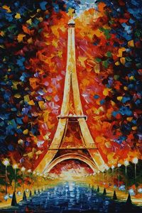 Eiffel Art Wallpaper 25