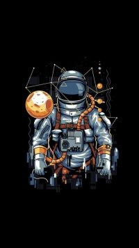 Astronaut Wallpaper 9