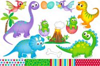 Cute Dinosaur Wallpaper 14