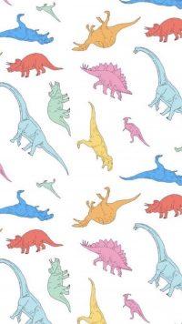 Cute Dinosaur Wallpaper 11