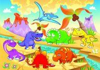 Cute Dinosaur Wallpaper 10