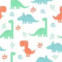Cute Dinosaur Wallpaper 9