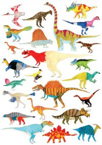 Cute Dinosaur Wallpaper 7