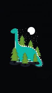 Cute Dinosaur Wallpaper 4