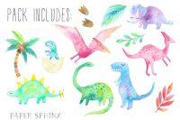 Cute Dinosaur Wallpaper 24