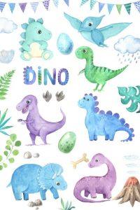 Cute Dinosaur Wallpaper 21