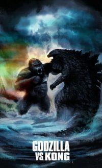 Godzilla vs Kong Wallpaper 11