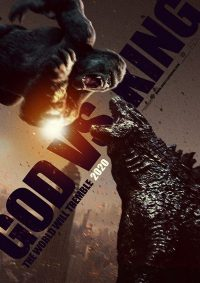Godzilla vs Kong Wallpaper 20