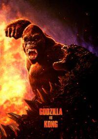 Godzilla vs Kong Wallpaper 21
