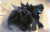 Godzilla vs Kong Wallpaper 16