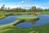 Golf Course Wallpaper 3