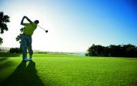 Golf Course Wallpaper 1