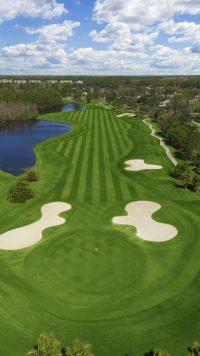 Golf Course Wallpaper 15
