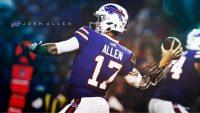 Josh Allen Wallpaper 11