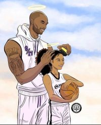 Kobe And Gigi Wallpaper 11