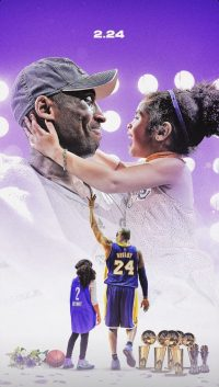 Kobe And Gigi Wallpaper 14