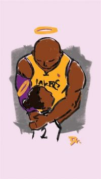 Kobe And Gigi Wallpaper 26