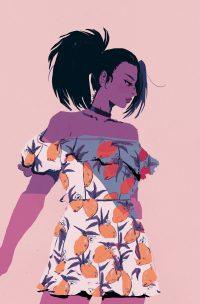 Momo Yaoyorozu Wallpaper 19