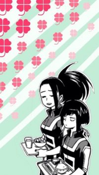 Momo Yaoyorozu Wallpaper 9