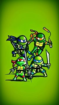 Ninja Turtles Wallpaper 16
