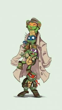 Ninja Turtles Wallpaper 8