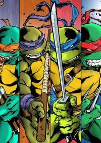 Ninja Turtles Wallpaper 7