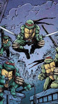 Ninja Turtles Wallpaper 19