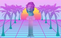 Vaporwave Wallpaper 3