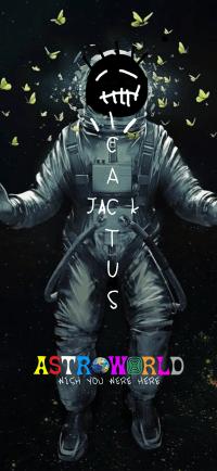 Cactus Jack Wallpaper 31